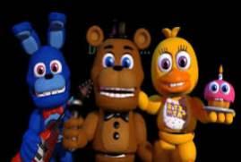 Five Nights at Freddys World FNAF 32bit torrent download