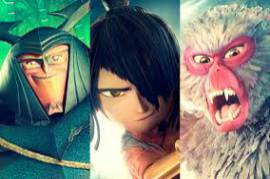 Kubo and the Two Strings 2016